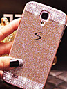 Diamond Look Bling Shining Back Case Cover for Samsung S4 I9500