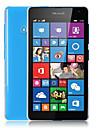 étui transparent couverture arrière de pc pour microsoft lumia 535 / Nokia Lumia N535