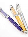 kinston® 3 x capacitivo caneta esferografica ponto da tela de toque para o iphone / ipod / ipad / Samsung e outros