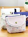 Белый/Синий/Розовый/Бежевый - Текстиль - Милый стиль/Многофункциональные - Изменение кошельки -