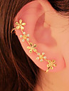 Earring Ear Cuffs Jewelry Women Wedding / Party / Daily / Casual / Sports Alloy 1pc