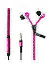 Classic 1.0 Headphone 3.5mm In Ear 120cm for iPhone/Samsung/Huawei/Millet/Red Rice/HTC (Assorted Color)