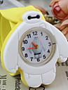 Children's Cute Cartoon Silicone Baymax Pattern   Lovely Digital Quartz Slap Watch Cool Watches Unique Watches