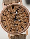 Unisex Watches European Style Vintage Wood Watch Waterproof Case Men And Women Watch Cool Watches Unique Watches