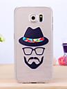 Fashion Boy Pattern TPU Case for Samsung Galaxy S6