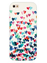 Color of Love  Pattern Phone Back Case Cover for iPhone5C