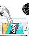 hzbyc® anti-aranazos ultra-delgada pantalla de vidrio templado protector para el iphone 5 / 5s / 5c