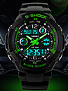 SKMEI Men's Waterproof Multi-function Electronic Watch Boy Student Sports Outdoor Watch (more colors) Cool Watch Unique Watch