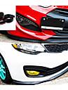 новейший 2,5 / рулон автомобиль для укладки нескольких дефлектор универсальный передняя губа бампера спойлер экстерьер авто аксессуары
