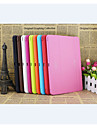 For Samsung Galaxy Note with Stand Case Full Body Case Solid Color PU Leather Samsung Note 10.1