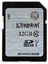 Original Kingston 32GB CLASS 10 SDHC SD Memory Card UHS-1 30MB/S SD10V/32GB