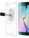 filme protetor de tela de vidro premio real vidro temperado ligacao sonho para Samsung Galaxy S6 borda