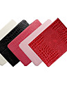 Solid Color Crocodile Skin Pattern PU Leather Case Cover for iPad Mini 1/2/3(Assorted Colors)