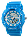 SKMEI® Unisex Fresh Color Analog-Digital Sports Watch Fashion Sporty Wristwatch Cool Watch Unique Watch