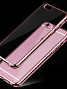 For iPhone 7 Plus Super Soft Thin Plating TPU Material Phone Case for iPhone 6/6S