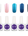 gelpolish nail art losweken uv nagel gel polish kleur gel manicure kit 5 kleuren instellen S107