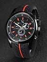 V6® Men\'s F1 Racing Design Rubber Strap Quartz Casual Watch Cool Watch Unique Watch Fashion Watch