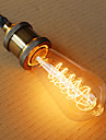 ST64 e27 40w Edison luz arte deco (220v)