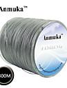 500 M Леска с полиэтиленовым плетением / Dyneema 0.1 0.126 mmМорское рыболовство / Ловля нахлыстом / Ловля со льда / Спиннинг / Ловля на