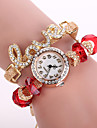 Woman's Watches The Latest Metal LOVE Diamond Ladies Bracelet Watch Cool Watches Unique Watches