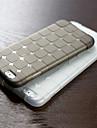 мода решетки ударопрочная предотвратить падение силиконовый чехол для Iphone 6 плюс / 6с плюс (ассорти цветов)