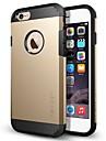 Назначение iPhone X iPhone 8 iPhone 8 Plus iPhone 6 iPhone 6 Plus Чехлы панели Защита от удара Задняя крышка Кейс для броня Твердый
