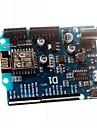 bouclier esp8266 base electronique intelligente Wemos ESP-12e d1 wifi pour uno compatible Arduino