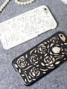 Rose Flower Lovely Hollow Hard Case for iPhone 5/5s