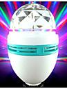 MORSEN Luz de LED para Cenarios Decorativa E26/E27 6W 600 LM RGB K RGB 3 LED Integrado 1 pc AC 85-265 V Giratoria
