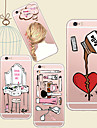 MAYCARI®Godness Falling in Love Soft Transparent TPU Back Case for iPhone5/iPhone 5S(Assorted Colors)