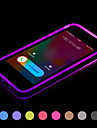Incoming Call LED Blink Transparent TPU Back Case For iPhone 6s 6 Plus