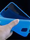Massiv farve med Touch Screen Full Body Taske til Samsung Galaxy S5 I9600 (assorteret farve)