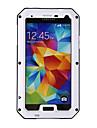 redpepper liga de aluminio de vidro gorila caso a prova de choque a prova d\'agua para Samsung Galaxy S5 - preto