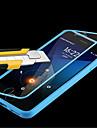 d grande toque vista TPU& capa de silicone aleta para 6s iphone plus / 6 mais (cores sortidas)