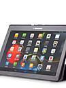 """caso da tampa inteligente para guia Lenovo 2 a10-30 10,1 """"tablet com protetor de tela"""