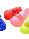Dog Shoes & Boots Fashion Red / Pink Spring/Fall Plastic Classic,Dog Shoes