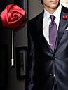 Муж. Женский Броши Кристалл Сплав Мода Красный Синий Розовый Винный Светло-синий БижутерияСвадьба Для вечеринок День рождения Обручение
