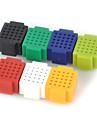 7pcs mini-ponto tie-prototipo placa de ensaio sem solda 25 pontos para pi framboesa arduino