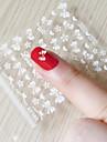 1 Adesivos para Manicure Artística Abstracto maquiagem Cosméticos Designs para Manicure