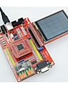 MSP430 плата разработки MSP430F149 микроконтроллер ядра минимальной системной платы плате цветной экран с USB-загрузчиком