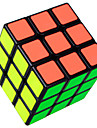 Toys Shengshou® Magic Cube 3*3*3 Speed Magic Toy Smooth Speed Cube Magic Cube puzzle Black / White ABS