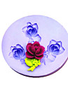 New DIY Flower Silicone Mold Fondant Molds Sugar Craft Tools Resin flowers Mould Molds For Cakes