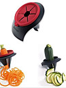 Gadgets Cut Filter Funnel Spiral Slicer Chippers Shred Vegetable Tools
