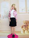 Платья Для Кукла Барби Платья Для Девичий игрушки куклы