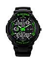 SKMEI Men\'s Waterproof Multi-function Electronic Watch Boy Student Sports Outdoor Watch (more colors)