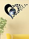 Модерн Традиционный Деревенский Старинный Повседневный Ретро Офисный Прочее Домики Прочее Семья Настенные часы,Круглый Прямоугольный