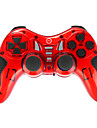 Six in One Wireless Controller for Usb/PS2/PS3/PS1/Android TV Set/Android TV Box/WIN10 Red