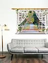 ботанический / Мультипликация / Романтика / Мода / Цветы / Праздник / Пейзаж / Геометрия / Транспорт / фантазия / 3D Наклейки 3D наклейки,