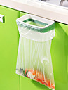 Receive Bag Rack Can Wash The Kitchen Door Type Ambry Trash Can Support