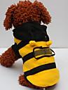 Perros Abrigos Amarillo Invierno / Primavera/Otono Clasico Moda-Lovoyager, Dog Clothes / Dog Clothing